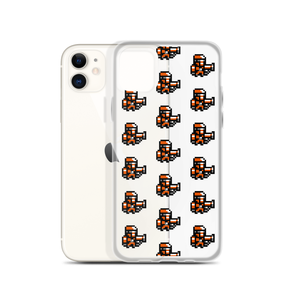 Flamie Pattern IPhone Case