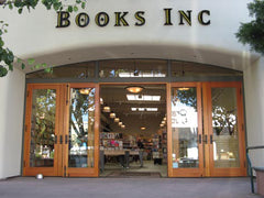 Books Inc. in Berkeley