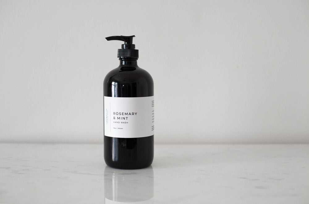 Hand Soap - Rosemary & Mint