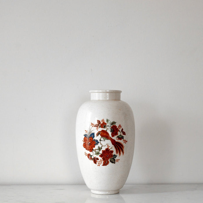 Speckled Porcelain Vase