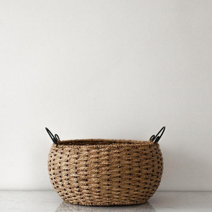 Woven Basket - *Local Pick-Up Only*