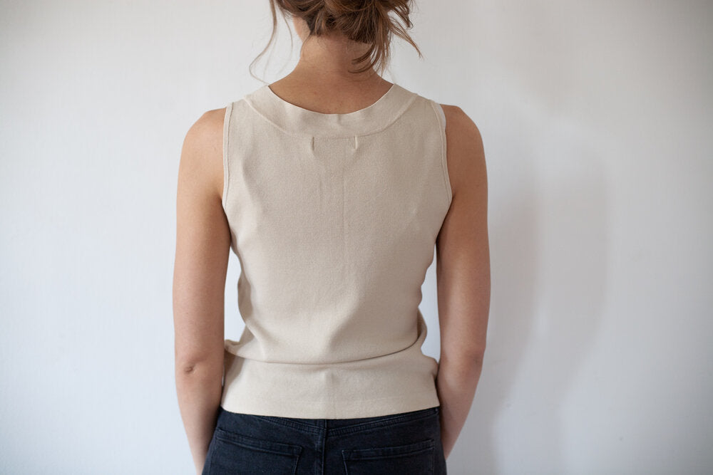 Layering Knit in Oatmeal