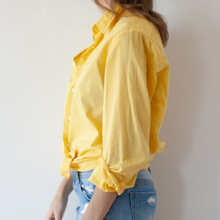 Canary Blouse