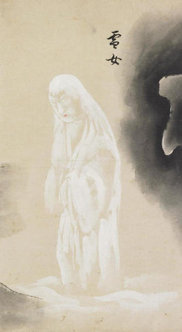 Yuki-Onna-Ghost-Snow-Woman