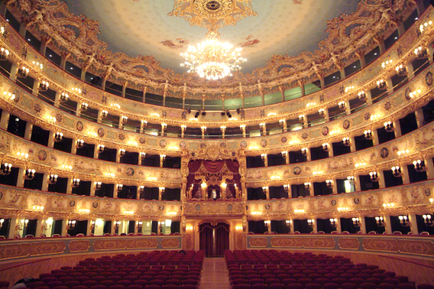 La Fenice Decoration