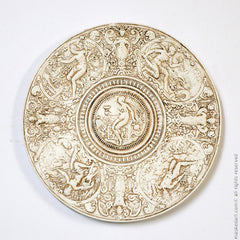 allegory of temperance plate