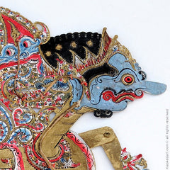 Indonesian Antique Puppets