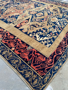 Antique Large Rug
