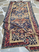 Load image into Gallery viewer, Large Antique Caucasian Zekhur Kuba Rug