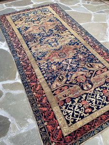 Large Antique Caucasian Zekhur Kuba