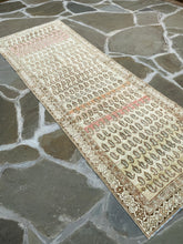 Load image into Gallery viewer, Vintage Persian Rug Runner