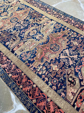 Load image into Gallery viewer, Large Antique rug