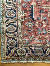 Load image into Gallery viewer, Antique Heriz Serapi area rug