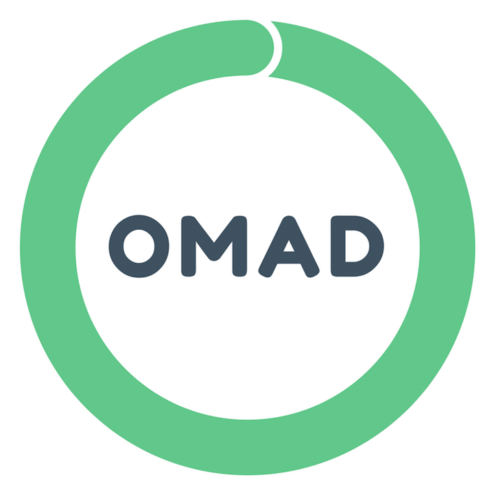 Zero OMAD Sticker