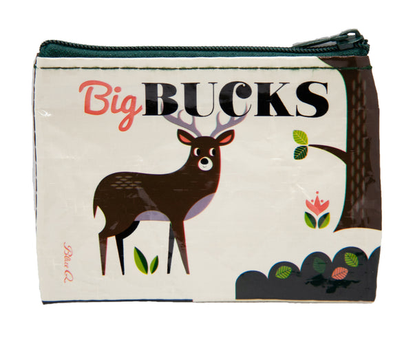 Big Bucks - Blue Q Coin Purse