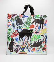 Here Kitty - Blue Q Shopper