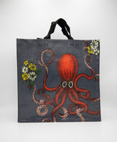 Octopus - Blue Q Shopper