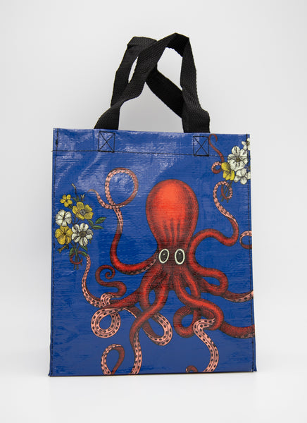 Octopus - Blue Q Handy Tote