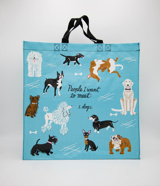 People I Want To Meet: Dogs - Blue Q Shopper