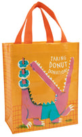 Taking Donut Donations - Blue Q Handy Tote