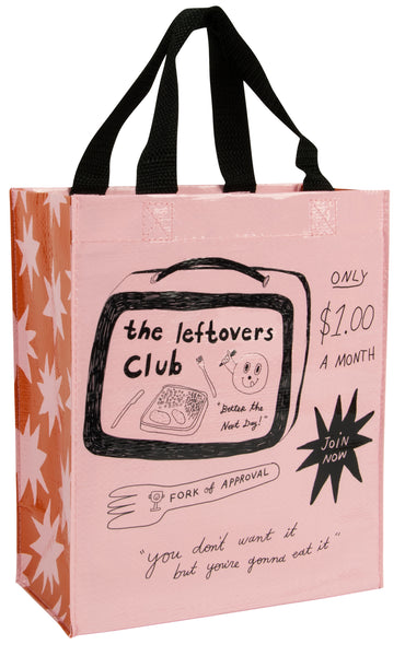 The Leftovers Club - Blue Q Handy Tote