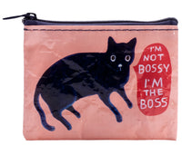 I'm Not Bossy - Blue Q Coin Purse