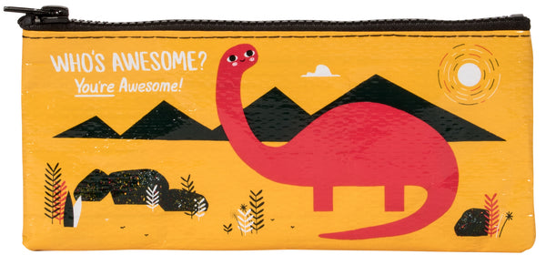 Who's Awesome?  - Blue Q Pencil Case