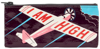 I Am High & Mighty - Blue Q Pencil Case