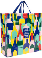 I've Heard Good Things About Wine - Blue Q Shopper