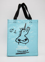 I'm A Special Unicorn - Blue Q Handy Tote