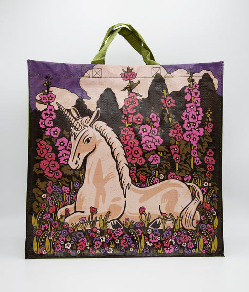 Unicorn - Blue Q Shopper