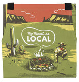 My Meat Is Local - Blue Q Apron