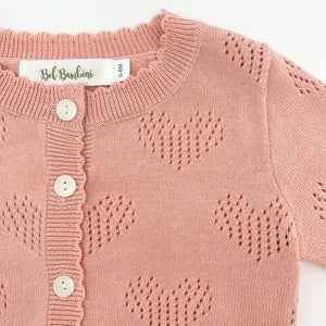 Cardigans for babies and toddlers at Bel Bambini boutique. See our exclusive baby and toddler collections online today.