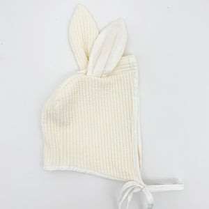 Boys bunny hat, girls bunny hat. Bunny ear hat to match the romper, making a totally cute bunny outfit for babies and toddlers. Baby bunny outfit for girls and boys.