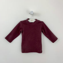Load image into Gallery viewer, Baby boys sweater with long sleeves and a high neck in soft, warm and comfortable fabric. Exclusive to Bel Bambini boutique this autumn winter. Toddler sweaters.