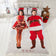 The Selfie Santa Bed Set