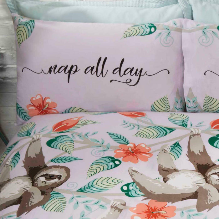 The Sloth Nap Bed Set