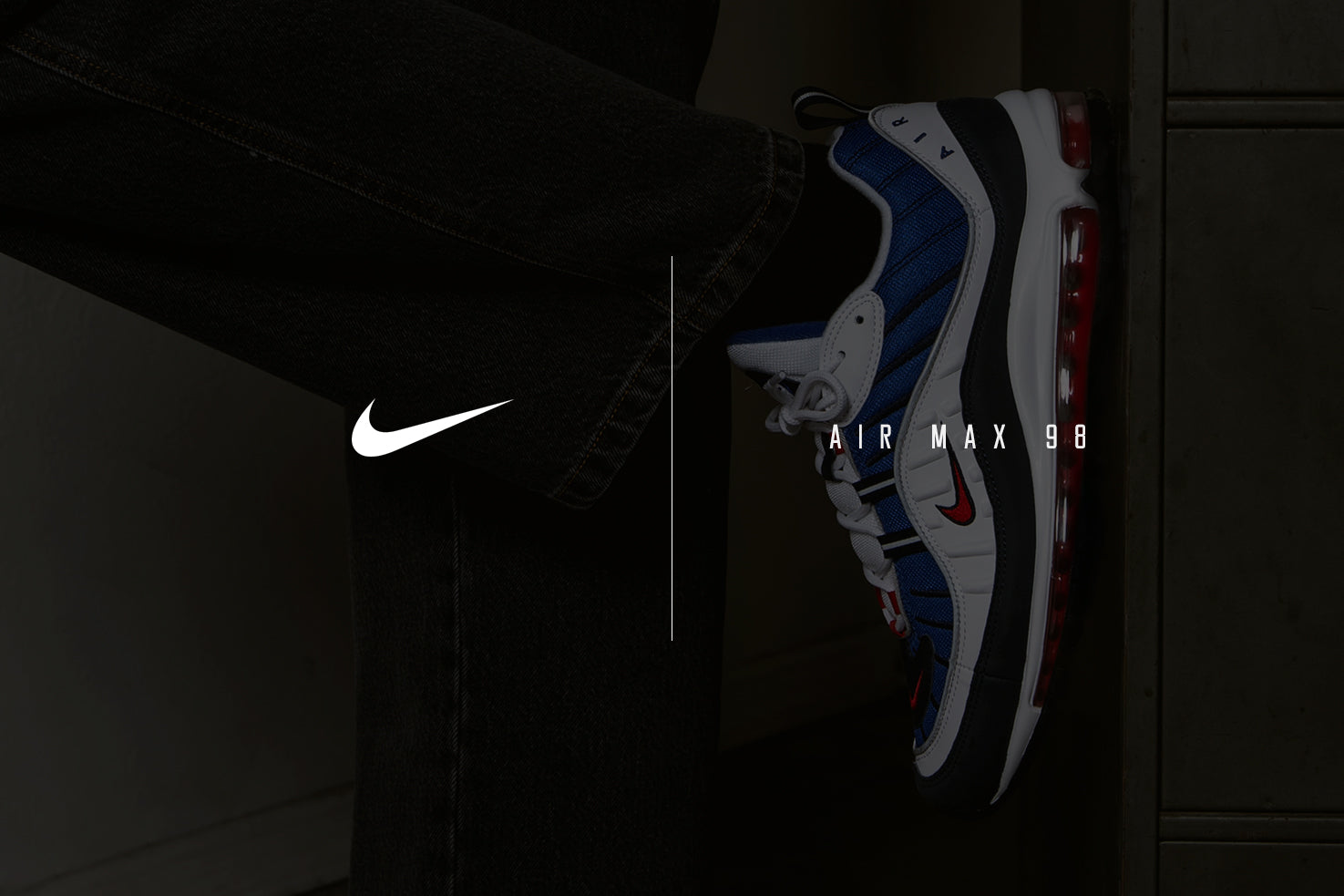 0b8109c376 HIGHLIGHT OF THE AIR MAX 98 – BLENDS