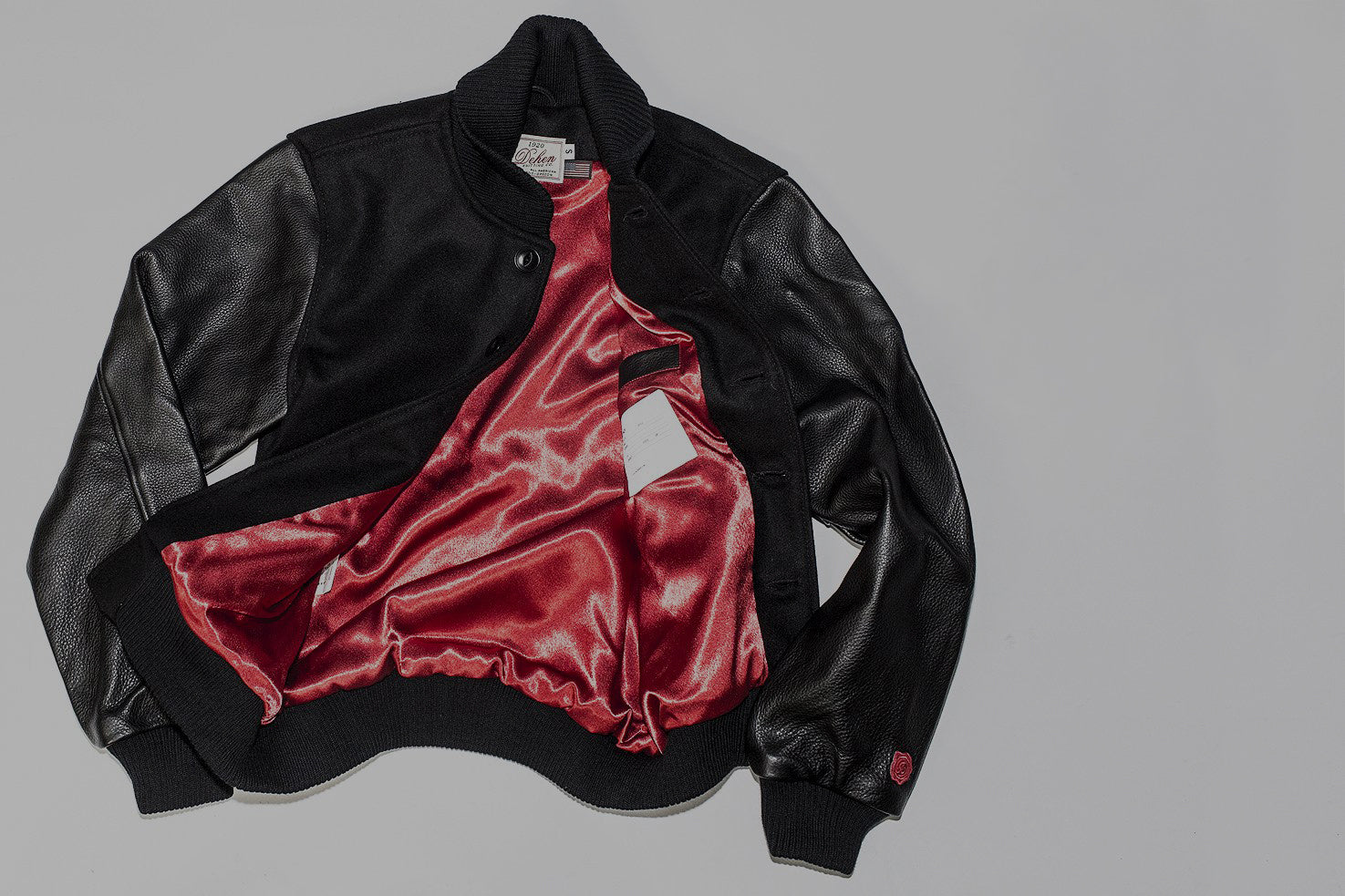Blends x Dehen 1920 Club Jacket