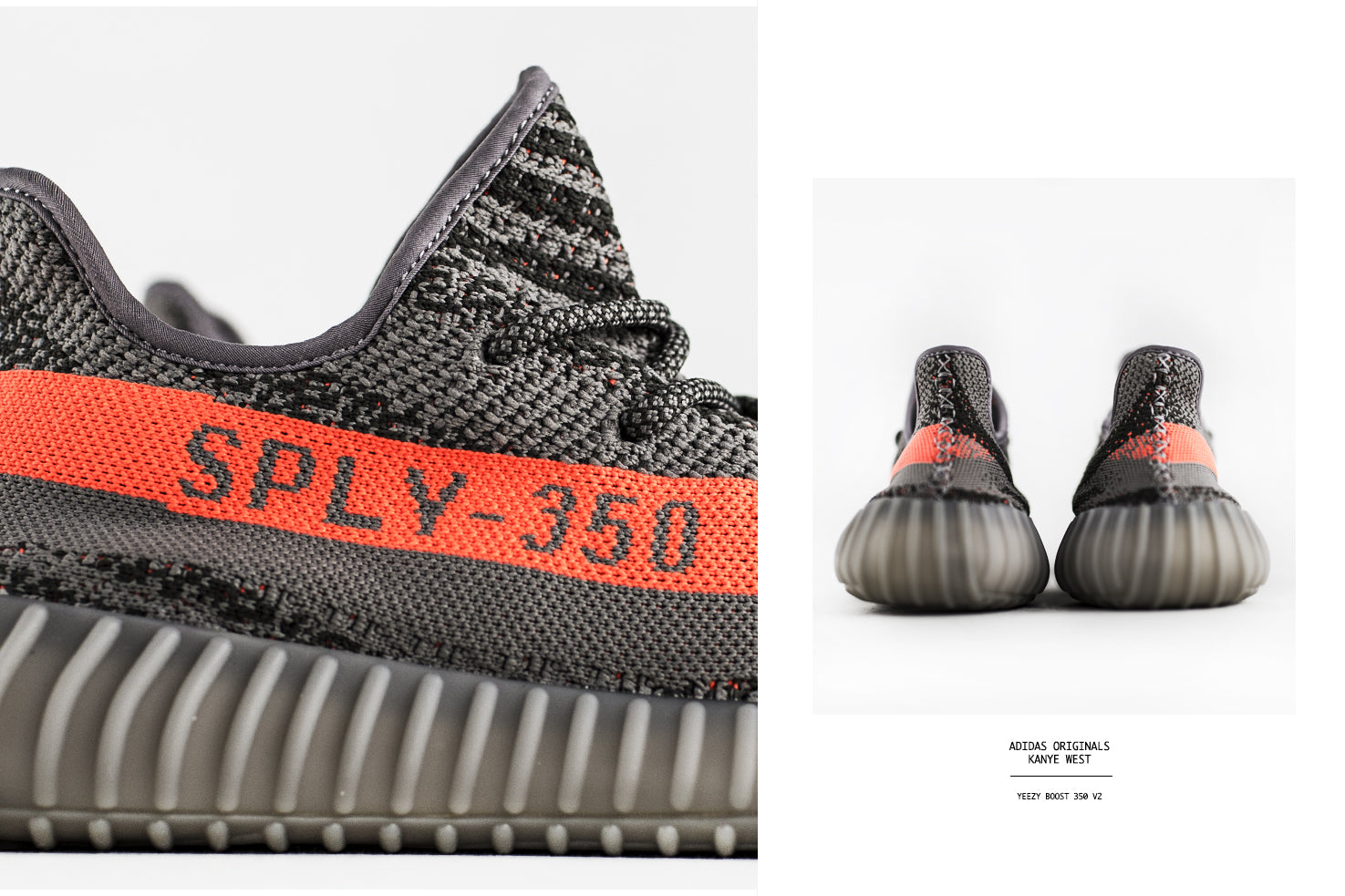 new product 52b38 6206a BLENDS | adidas x Kanye West Yeezy Boost 350 V2 Feature | BLENDS