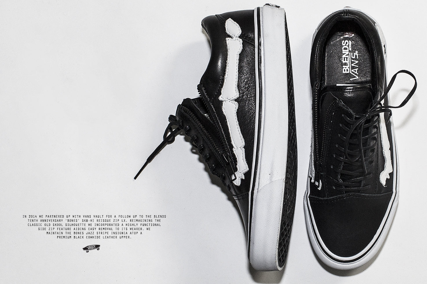 Vans Vault x Blends Old Skool Zip LX