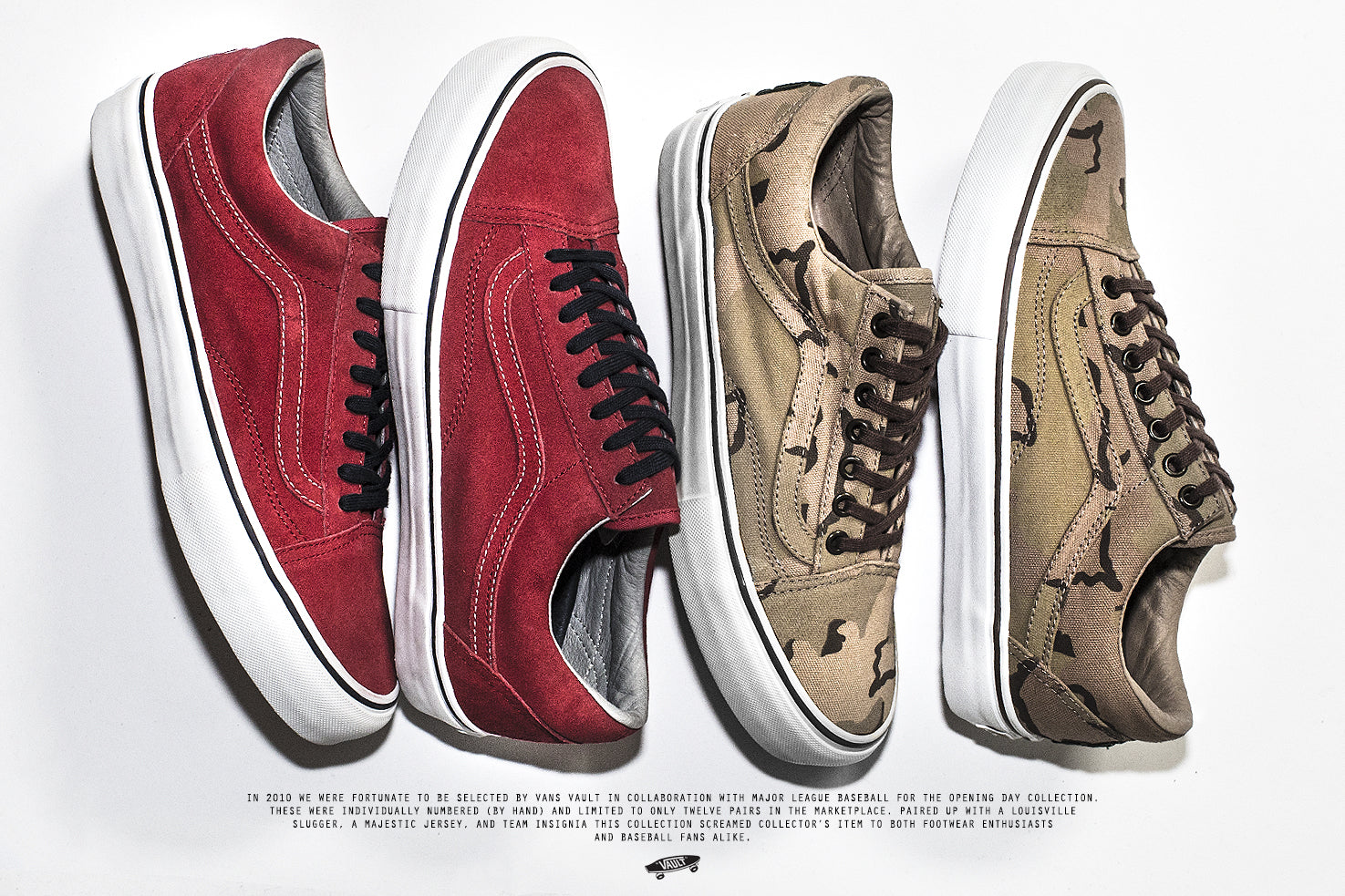Vans Vault x MLB x Blends Opening Day Collection