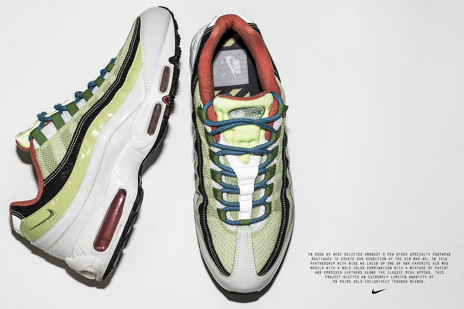 Nike x Blends Air Max 95