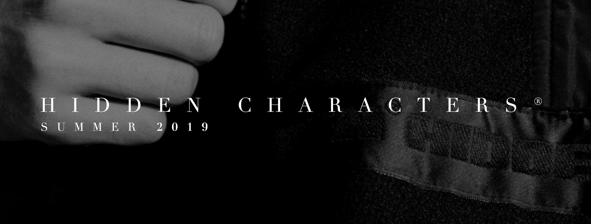 HIDDEN CHARACTERS® Summer 2019