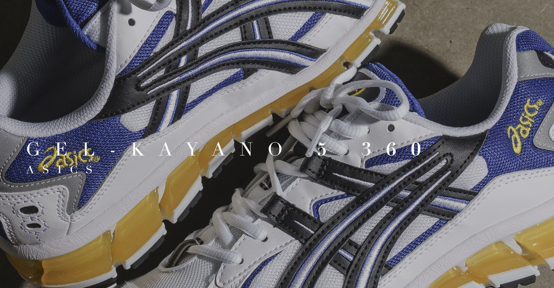 Asics GEL-Kayano® 5 360