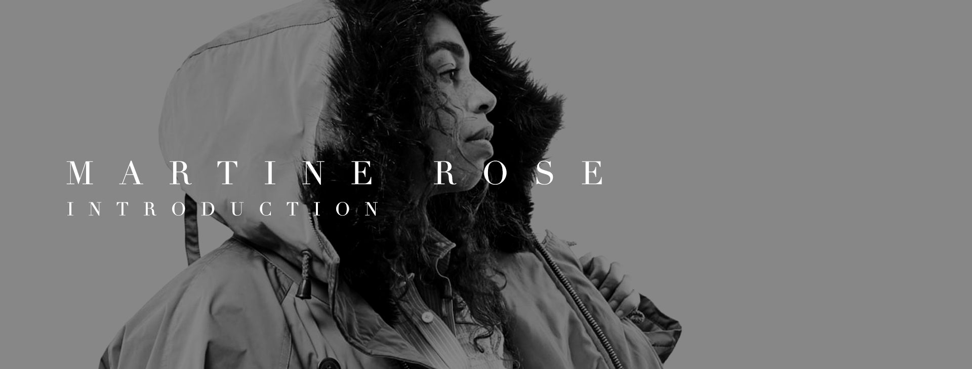 Introduction: Martine Rose