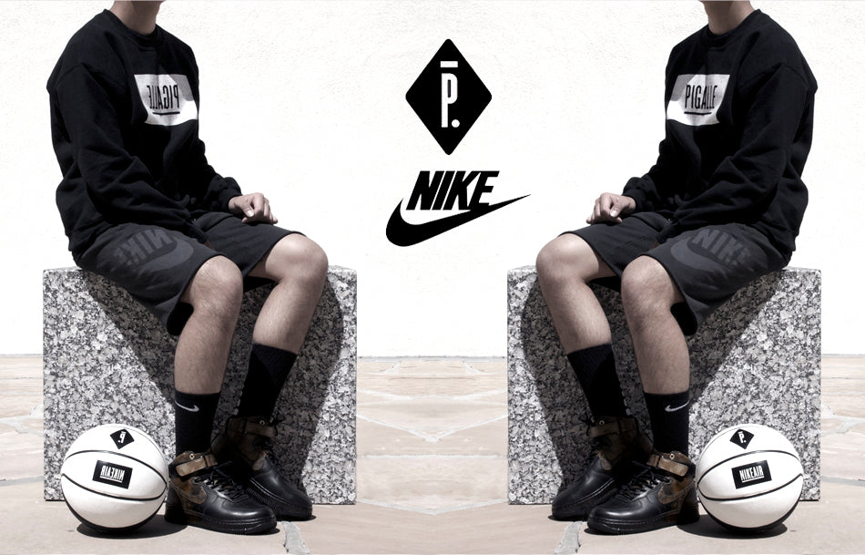 ba6f3066a217 NIKE X PIGALLE AIR FORCE 1 COLLECTION – BLENDS