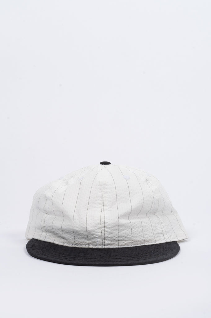 HOUSE OF PAA STRETCH FLOPPY BALL CAP PINSTRIPE - BLENDS