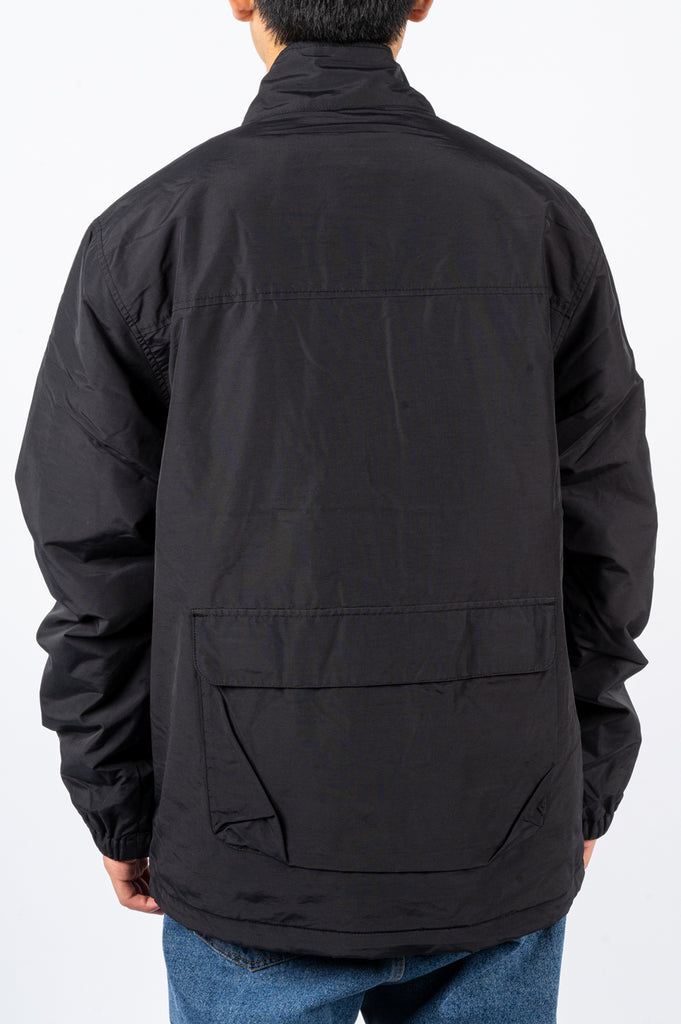 STUSSY HIGHLAND JACKET BLACK - BLENDS