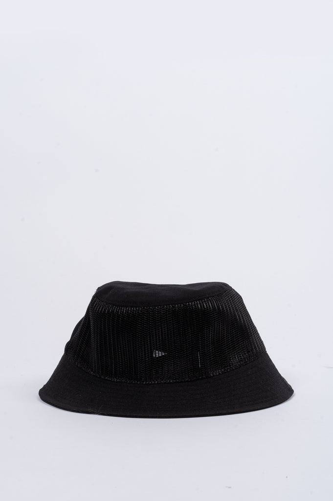 HOUSE OF PAA BUCKET HAT ONE BLACK - BLENDS